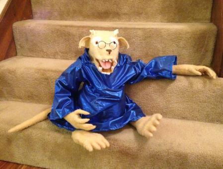 Kobold Puppet