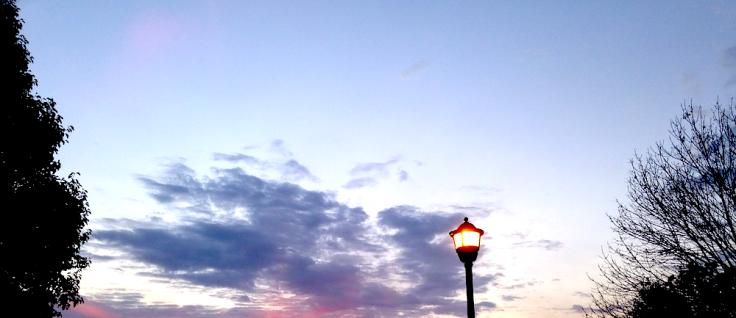 Lantern Sunset
