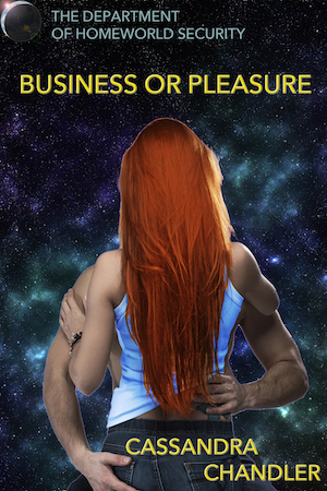 Business or Pleasure, by Cassandra Chandler