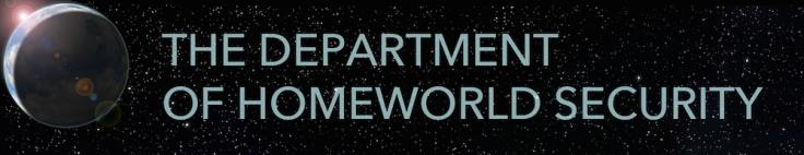 Department of Homeworld Security Logo