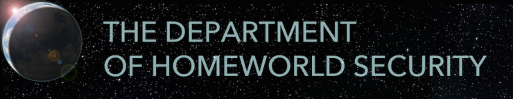 Department of Homeworld Security Logo
