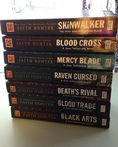 Faith Hunter's Jane Yellowrock Series