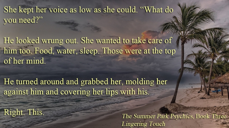 Lingering Touch Quote