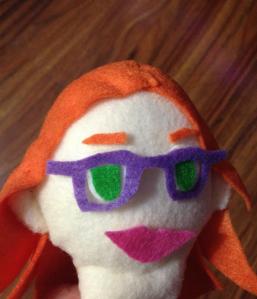 AtCassChandler Puppet Head