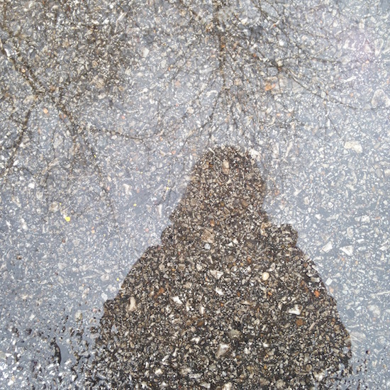 Puddle Selfie