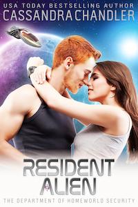 Resident Alien Cover