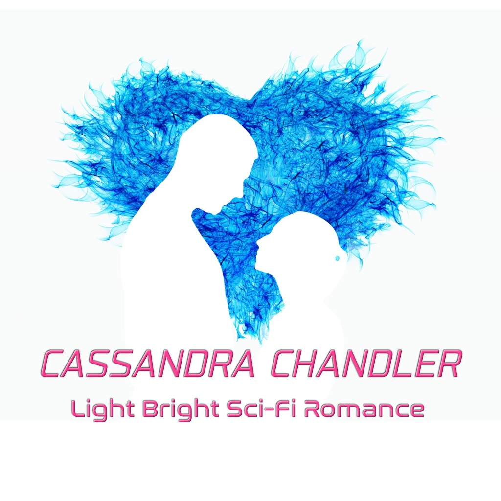 Logo with link to Newsletter Signup at https://sendfox.com/CassandraChandler